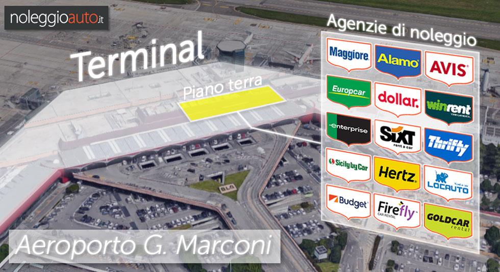 Agenzie Noleggio Bologna terminal