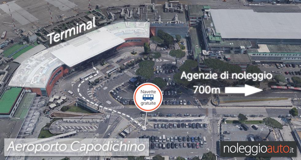 Agenzie Noleggio Capodichino terminal