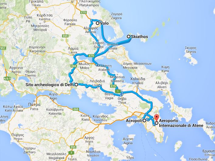 Cosa fare in Grecia in 4 giorni