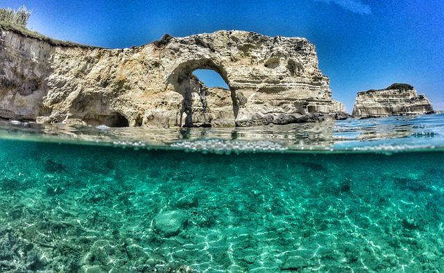 #italiaontheroad – Il Salento: lu sule lu mare e lu ientu!