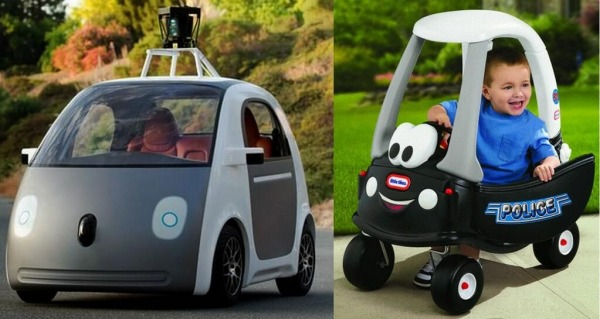 L 39 auto che si guida da sola di google informaviaggi for L auto che si guida da sola