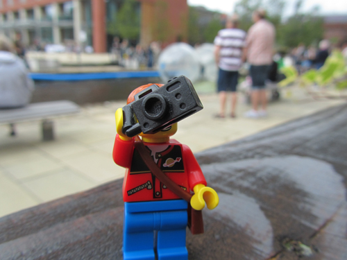 Lego Tourist, ovvero come far viaggiare intorno al mondo il tuo lego