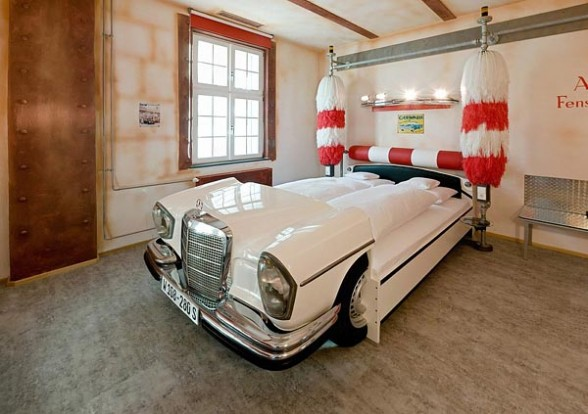 Letto A Forma Di Automobile : Letto macchina per bambini. excellent simple letto macchina da corsa