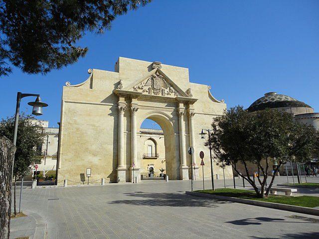 Lecce, perla del barocco!